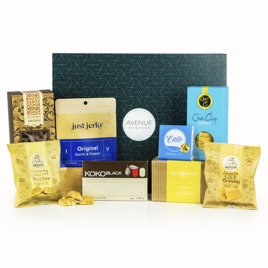 Savour the very best of Western Australia and Australian products in this bundle of yum. This versatile hamper will be sure to suit a variety of occasions.