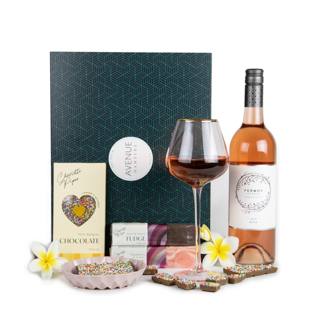 sweet essentials gift hamper
