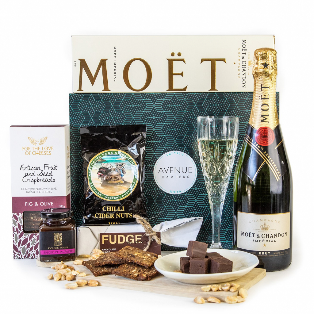 Moet and Chandon Hamper